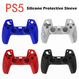 PlayStation 5 PS5 Silicone Handle Controller Case Non-slip Protective Cover