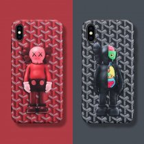 Kaws doll tide brand apple mobile phone shell personality all-inclusive mobile phone