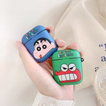 Crayon Shinchan Apple AirPod Case dinosaur Wireless Bluetooth Earphone Cover
