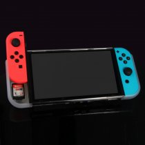 Switch transparent protective case shockproof protective cover Nintendo accessories