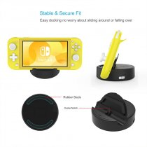 Switch lite charging base stand the handle Nintendo Accessories