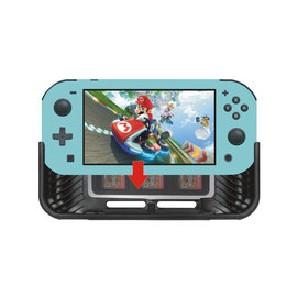Switch Lite host TPU protective shell NS mini game machine cover & rocker cap set