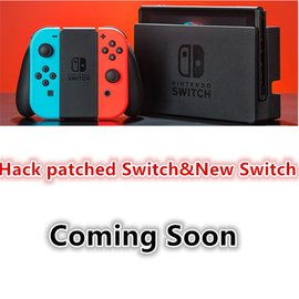 Team Xecuter For Patched Switch