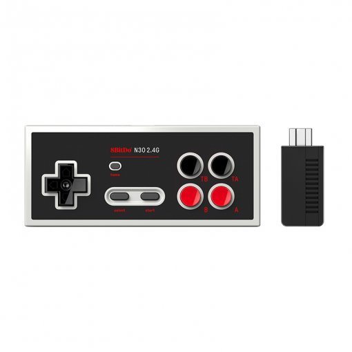 N30 2.4G classic wireless controller NES mini game console plug and play