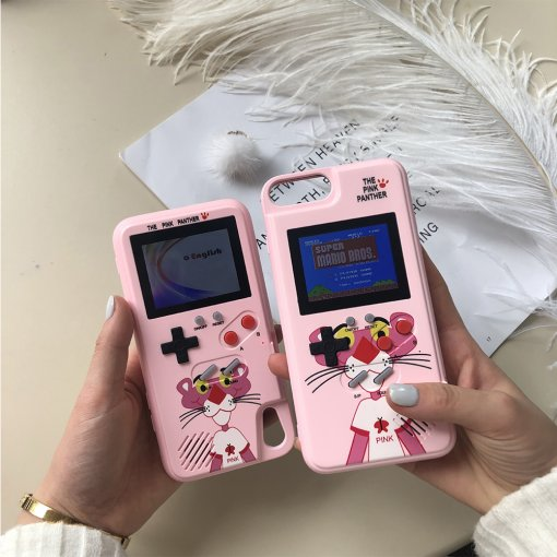 Game Machine Apple iPhone7 Mobile Phone Case Color Screen