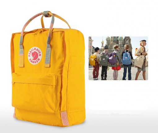 fjallraven kanken backpacks / Art ribbon