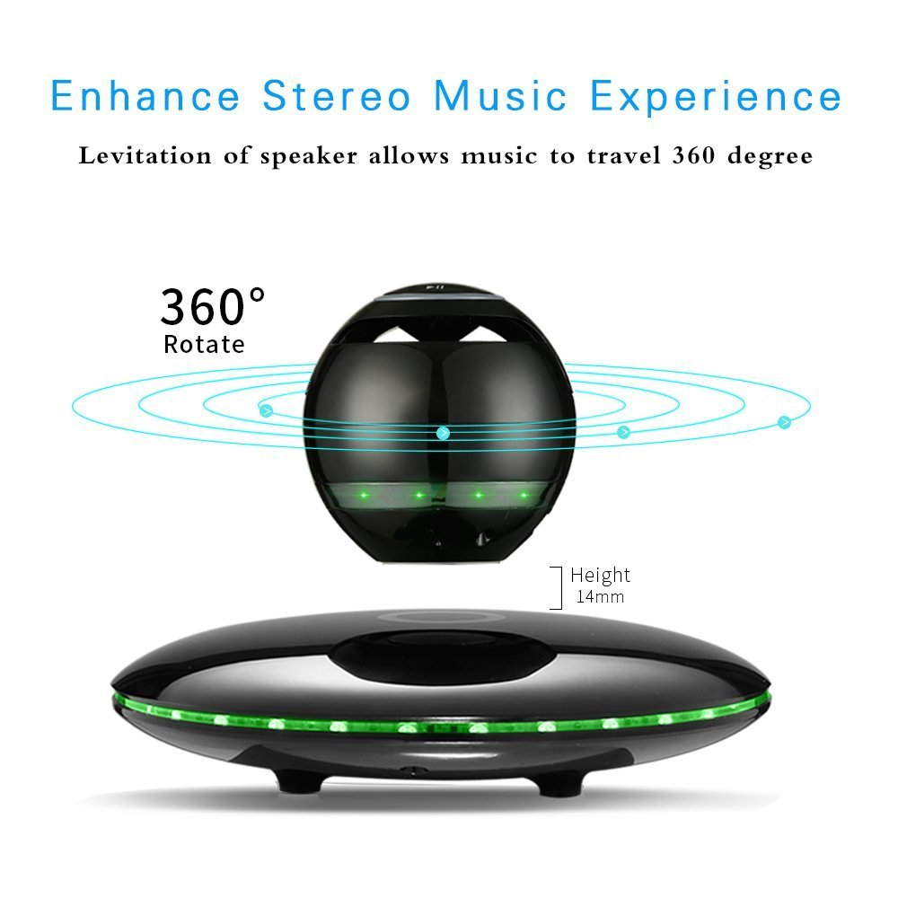 Creative Wireless Bluetooth Maglev Suspension Speaker