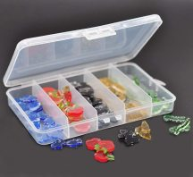 Wingspan Food Resource Tokens with Storage Box Set of 105 Acrylic Laser Cut Upgraded for Wingspan Board Game