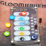 Acrylic Element Infusion Tracker Board for GloomHaven