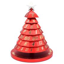 Christmas Tree 7  Dice  Set