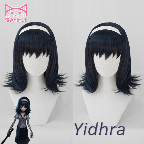 AniHut Yidhra Kawakami Tomie Wig Game Identity V Hunter Dream Witch Cosplay Wig Synthetic Women Hair Identity V Yidhra Costume