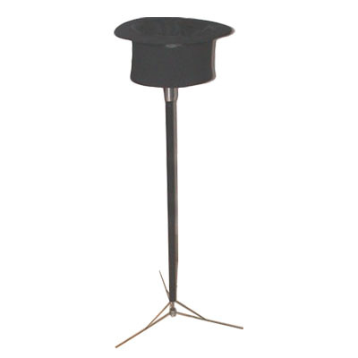 Cane to Table (with Top Hat) - Auto Tripod