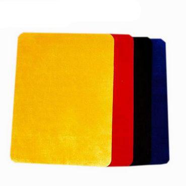Close Up Mat (40 x 33cm, Yellow/Red)