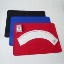 Close Up Pad Professional (53cm x 38cm, Black/Blue/Red)