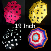 Super Parasol Production - 19 Inch (4 Colors)