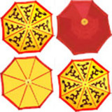 Color Changing Parasol (Twice)