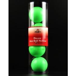 Deluxe Multiplying Balls - Green, Glow (43mm)