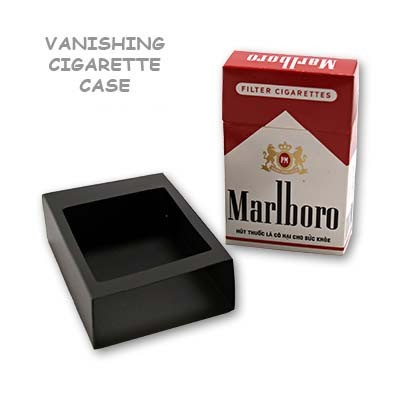Vanishing Cigarette Case  - Trick