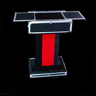 * Pop Up Performers Table/Case (Black)