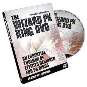 Wizard PK Ring - World Magic Shop - DVD