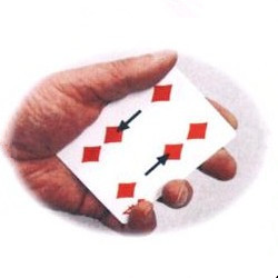 Moving Points 4 of Diamonds to 6D