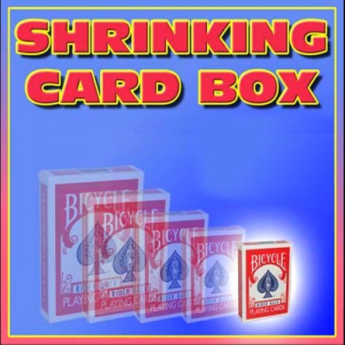Shrinking Card Case, Bicycle
