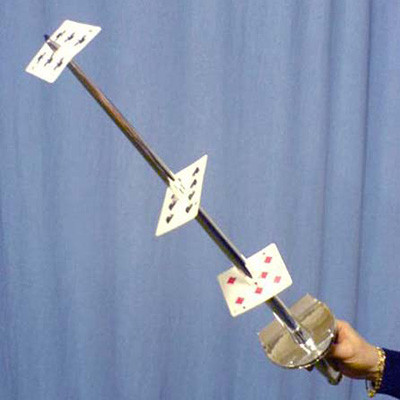Card Sword - Compound Plastic