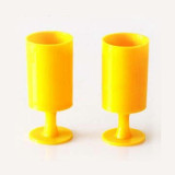 Flying Coins (Black/Yellow)