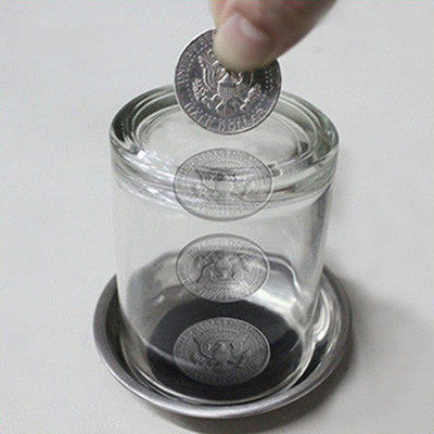 Visual Coin thru Glass (Without Glass)