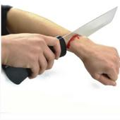 Knife Thru Arm - Imported