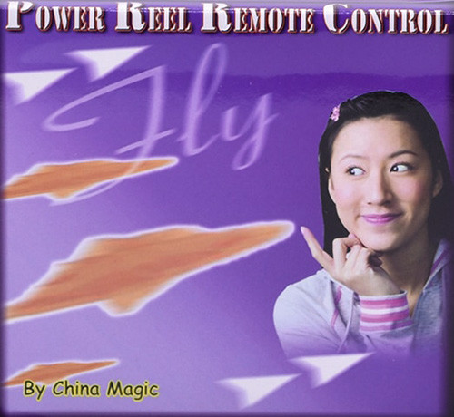 Power Reel - Remote Control By China Magic