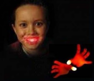 Lighted Mouth