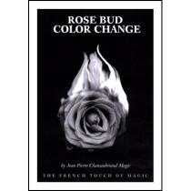 Rosebud Color Change