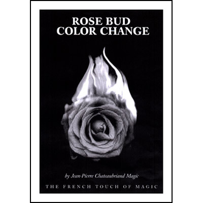 Rosebud Color Change