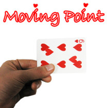 Moving Points 6 OF Hearts TO 8 OF Hearts