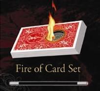 Fire of Card Set