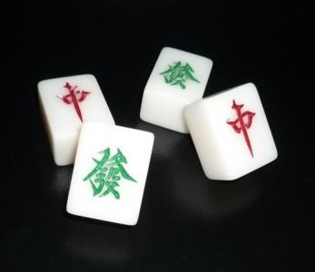 Moving Mahjong