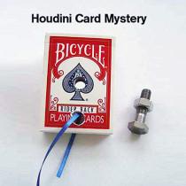 Houdini Card (Escape) Mystery