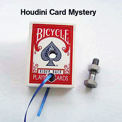 Houdini Card (Escape) Mystery