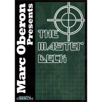 Master Deck (w/DVD) - Marc Oberon