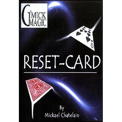 Reset Card