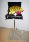 Snow Animator - Carrying Case & Table By China Magic