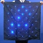 Blendo Bag With Blue Lights