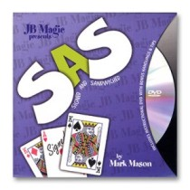 SAS - Signed & Sandwiched (with DVD)
