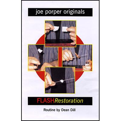 Flash Restoration by Joe Porper