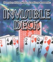 Invisible Deck (Bicycle)
