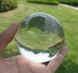 Ultra Clear Acrylic Ball