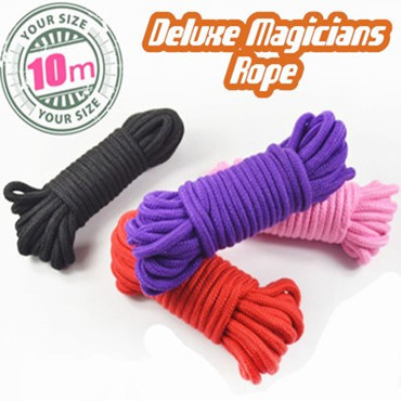 Deluxe Magicians Rope - 30ft (10M)