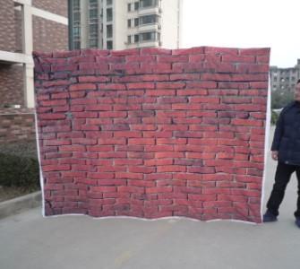 Brick Wall in a Bag