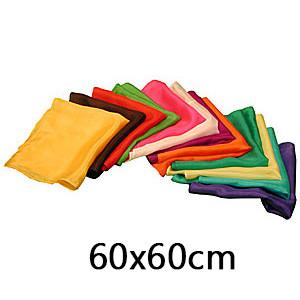 Magic Silks (60cm*60cm, 6 Colors)
